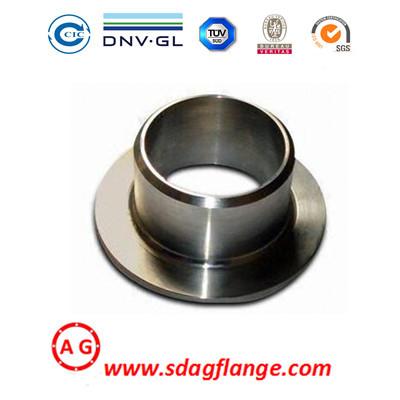 Flangia allentata in acciaio al carbonio da 150 libbre DIN
