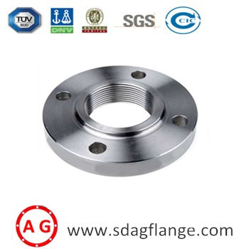EN1092-1 PN16 Threaded Flange