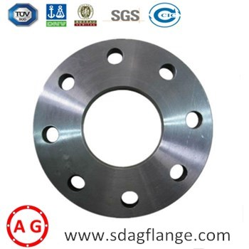 EN1092 Forged Type 01 Plate Flange For Welding