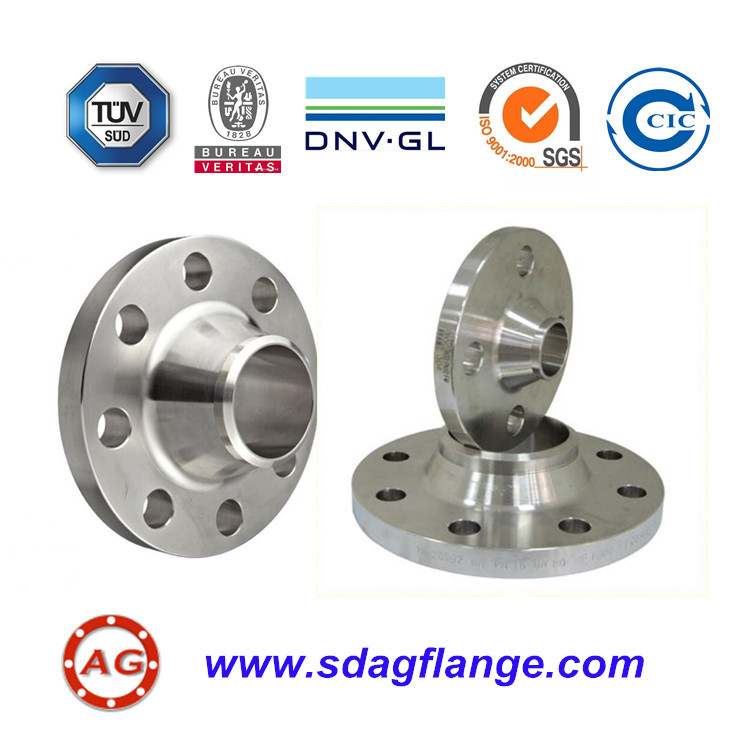 Hot DIpped Galvanized Welding Neck Flanges