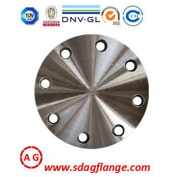 JIS B2220 10K CS Flange Foundation Blind Flange