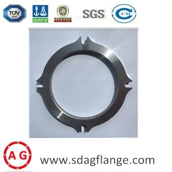 Flangia CNC di alta precisione per servizio professionale di mulino