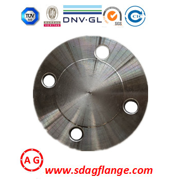 UNI6092 P245GH 4 CSブラインドフランジの寸法