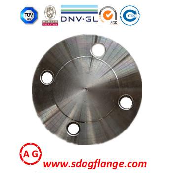 Dimensioni flangia cieca UNI6092 P245GH 4 CS