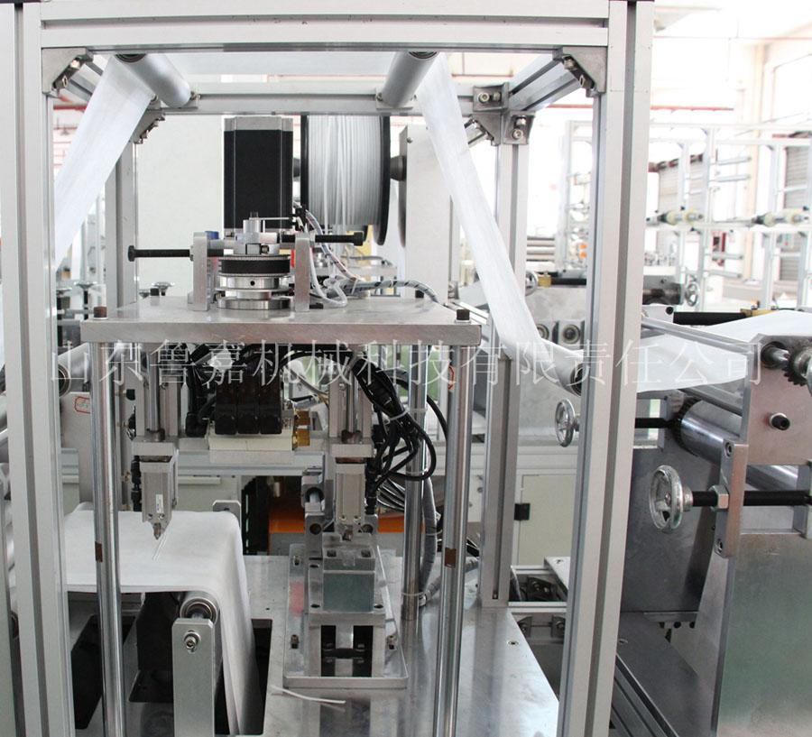 How much is N95 mask machine equipment