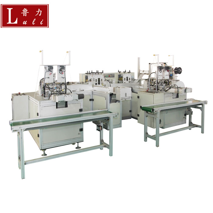 Automatic Medical Mask Production Line