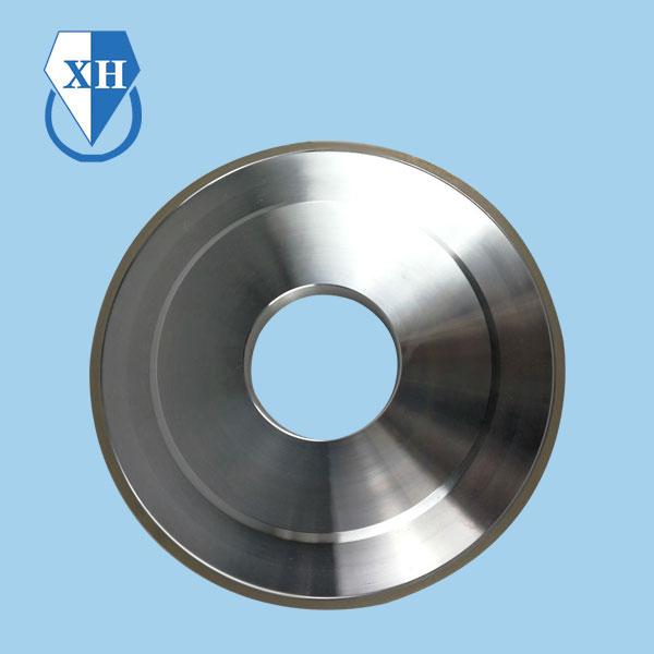 Bronze Reinforced Diamond Wheel