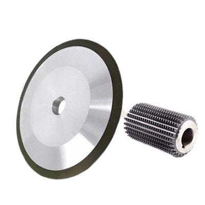 CBN Grinding Wheel Kanggo Gear Hob Cutter