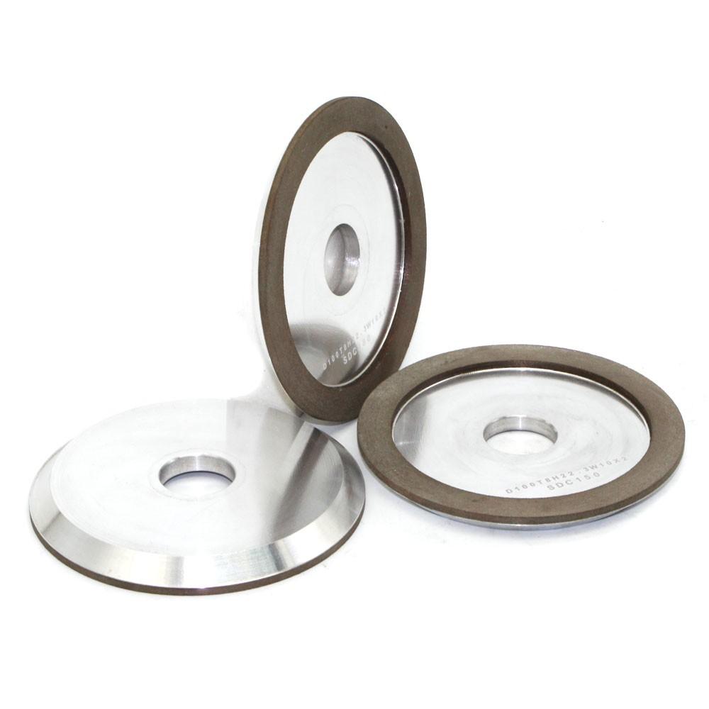 Diamond Grinding Wheel Kanggo Tungsten Carbide