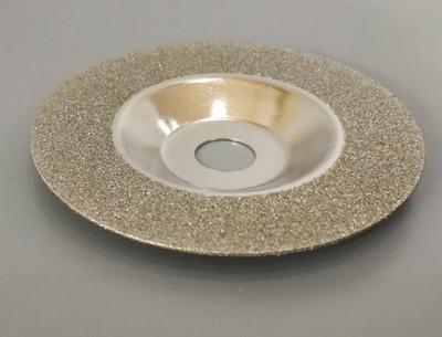 disc de tăiere cu diamant galvanizat
