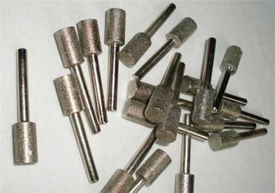 testa di molatura diamantata elettrodeposta
