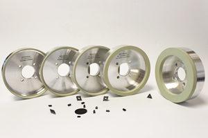vitrified diamond wheel for pcd grinding