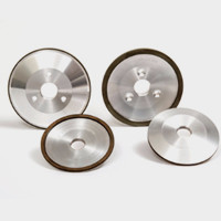 diamond and CBN wheels for woodworking tools