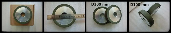 4 inch resin diamond grinding wheel
