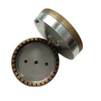 Internal segment diamond wheel