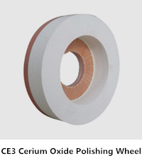 CE3 cerium oxide polishing wheel