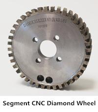 segment CNC diamond wheel