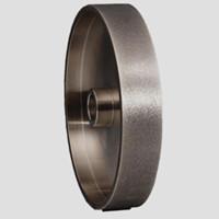 Radius Edge and Flat Coated CBN grinding wheel