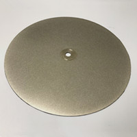 diamond flat lapping disc for gemstone