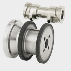 camshaft & crankshaft grinding wheel