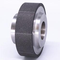 vitrified cbn grinding wheel for crankshaft