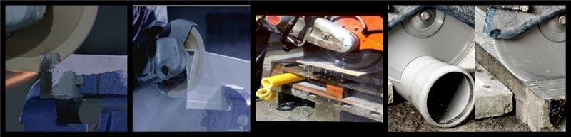 vacuum brazed diamond saw blade for marble, pvc pipe, ceramic cutting