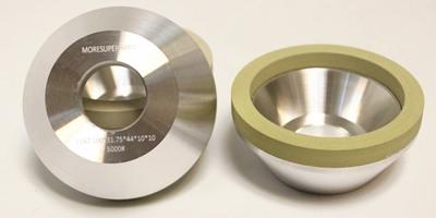 5000# vitrified diamond grinding wheel for pcd