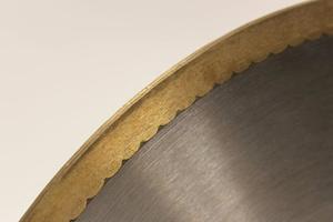 metal diamond cutting wheel