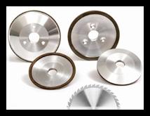 carbide saw grinidng - diamond wheel