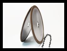 chain saw sharpening diamond wheel