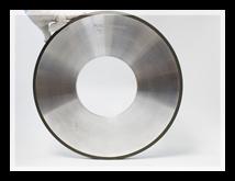 thermal spraying coating- diamond wheel