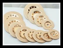 brazing diamond grinding wheel
