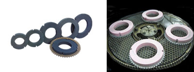 dressing wheel for diamond and CBN wheel