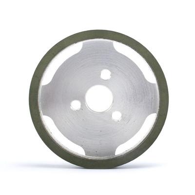 Resin Bond Diamond & CBN Grinding Wheel untuk pisau pemotong / pemotong kertas