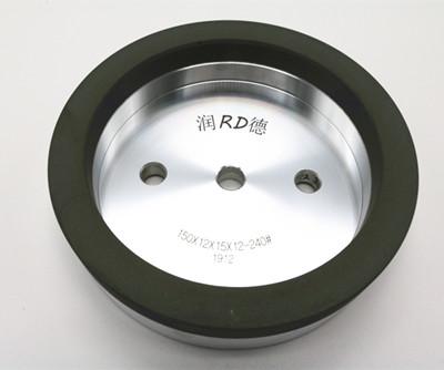 Roda resin kanggo mecah kaca