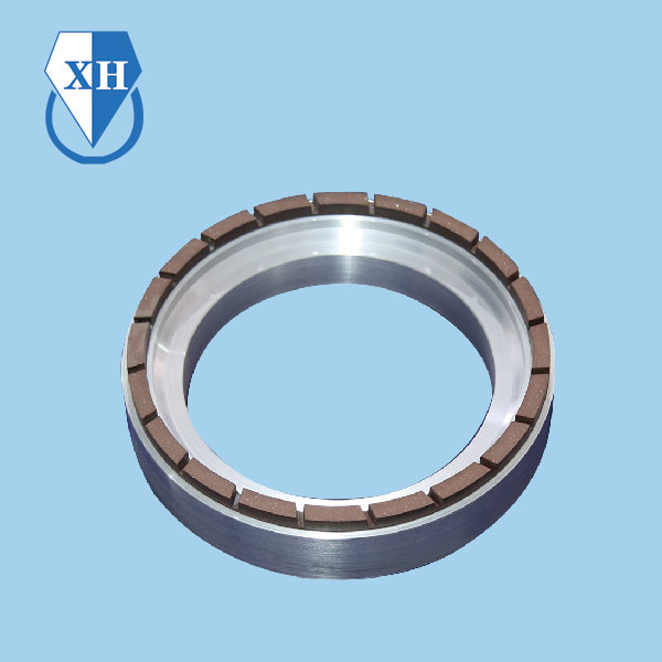 Special Grinding Wheel For Ceramic Bond Grinding Sapphire