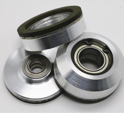 Roda grinding khusus kanggo ngasah berlian