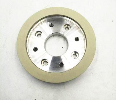 Üvegesített gyémánt kerék PCD / PCBN-hez