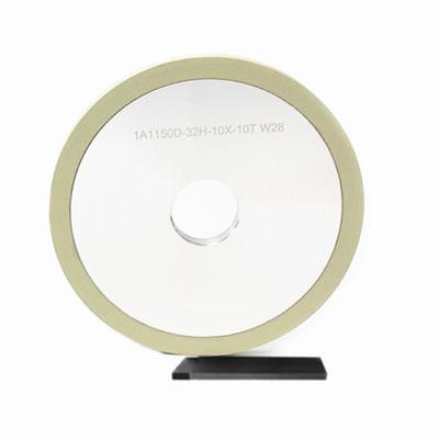 Roda Diamond Vitrified Kanggo Alat Grooving PCD