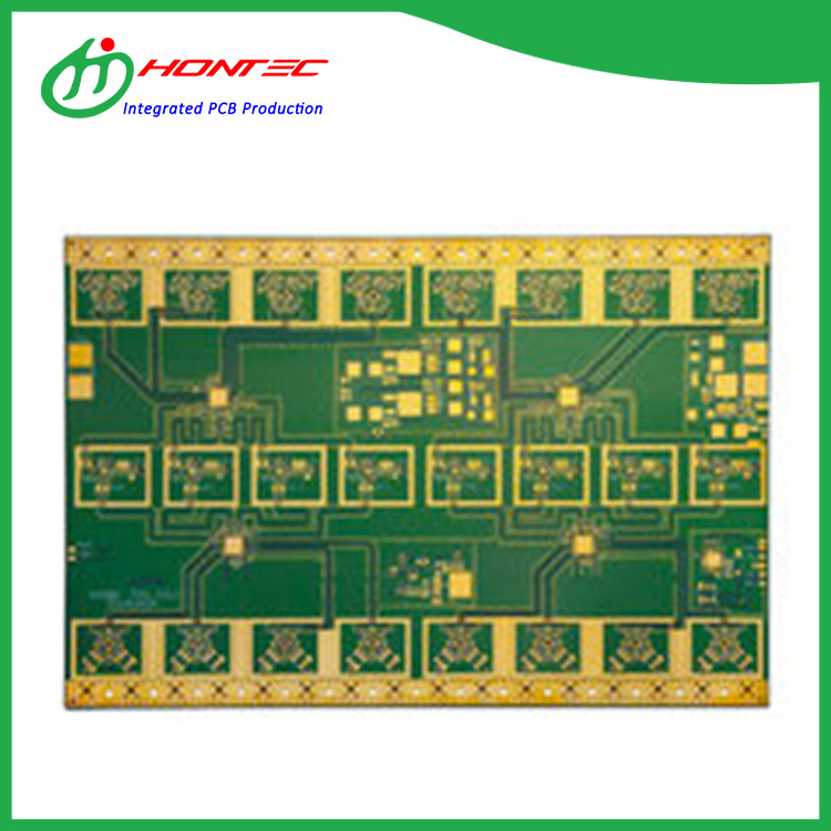 Mixed HDI PCB of RO4003C