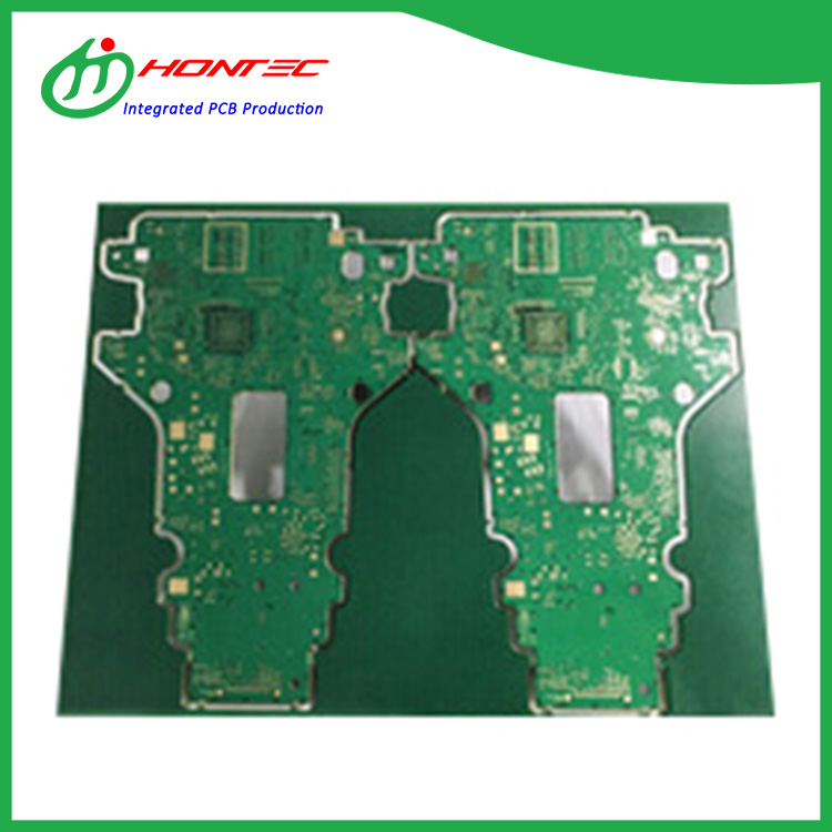 Robot 3step HDI Circuit Board
