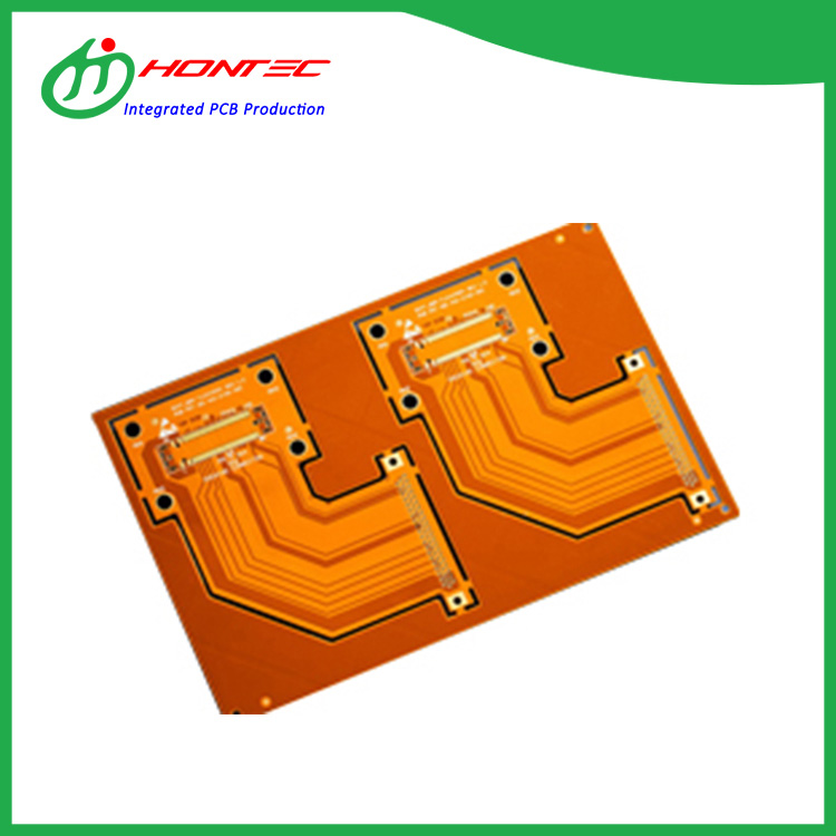 5 Layer 3F2R Rigid Flex Board