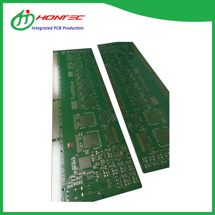 NELCO High Frequency Circuit Board