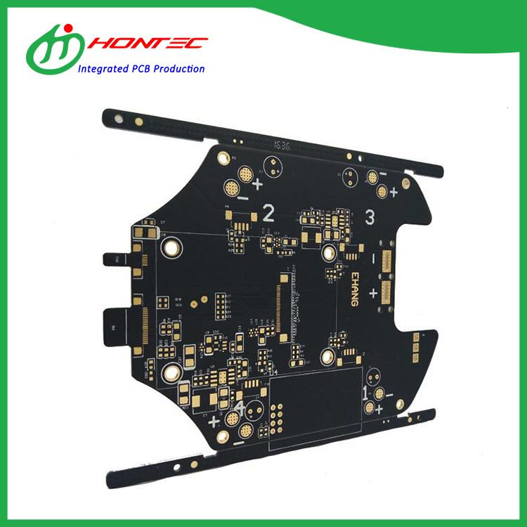 8-Schicht-Roboter-HDI-Platine