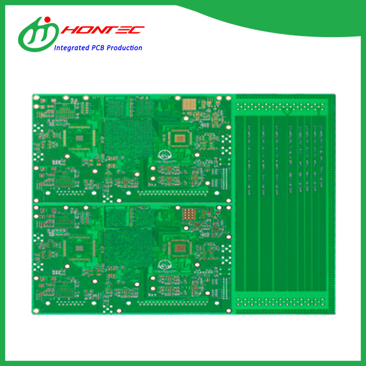 AD250 Microwave PCB Mixed