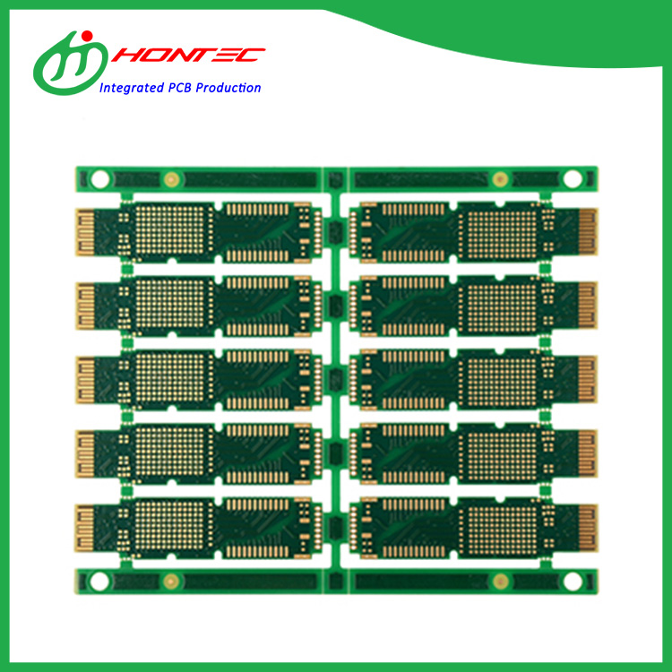 40G optisk modul Hard Gold PCB