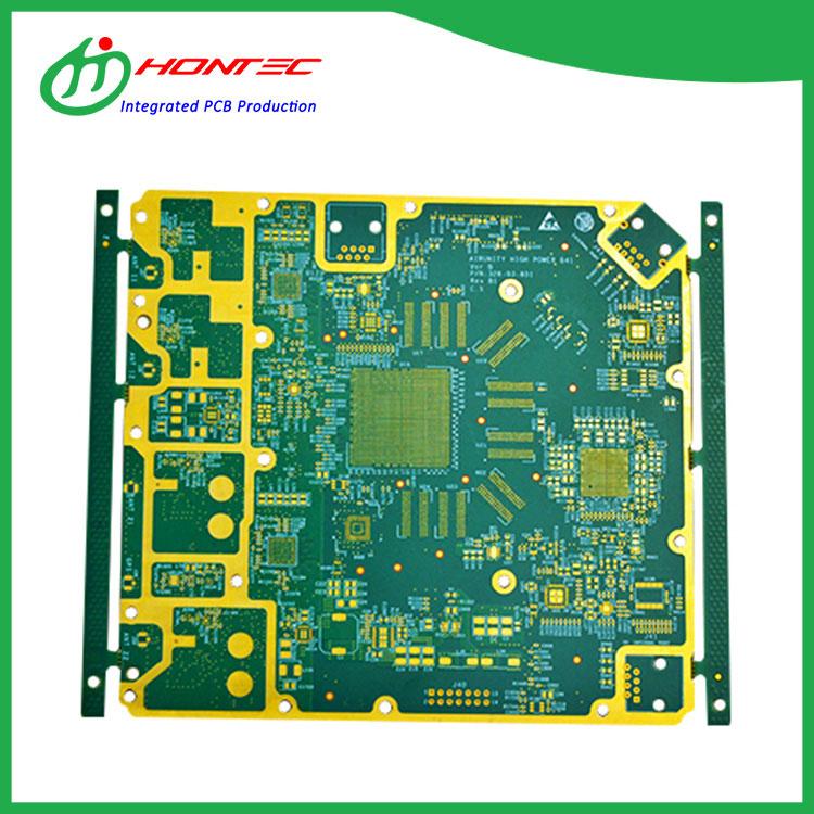 10G Rogers 4350B Hybrid PCB