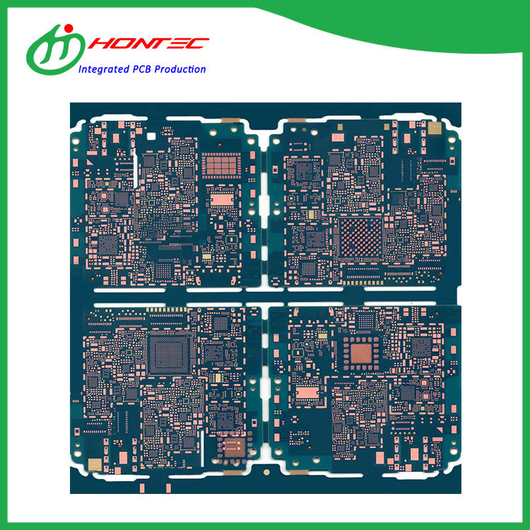10 Layer 4Step HDI PCB