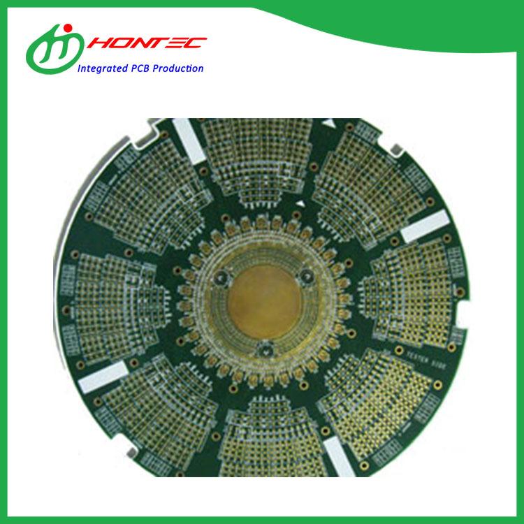 Pressfit Hole PCB