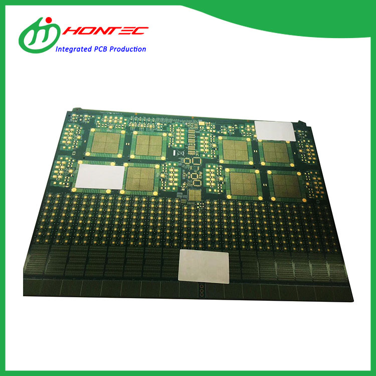18 layer 3step HDI PCB